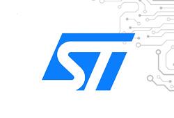 ST公司(意法半导体)标志